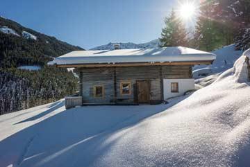 Traumhütte Wilder Kaiser-Brixental