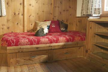 Chalet Kühtai - moderner Wohnkomfort mit Tiroler Gemütlichkeit