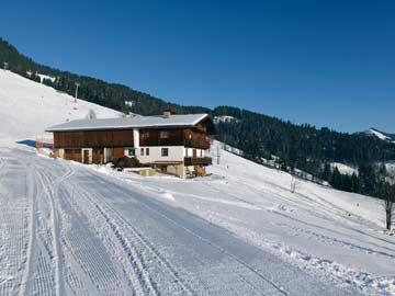 Skihütte Wilder Kaiser