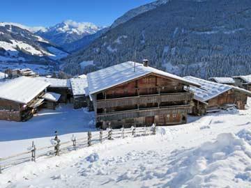 Skihütte Tux