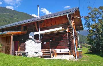 Familienurlaub im Zillertal in unserer Berghütte Mayrhofen