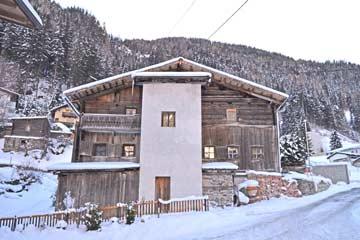 Ski- und Berghütte Silvretta