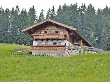 Hütte Hopfgarten