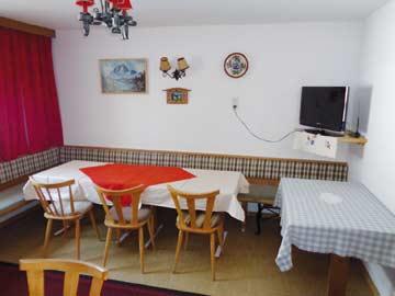 Ferienhaus Kaltenbach Zillertal - Speise- und Aufenthaltsraum
