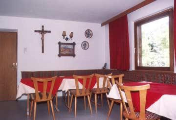 Ferienhaus Kaltenbach Zillertal - der angrenzende Aufenthaltsraum