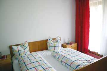 Ferienhaus Kaltenbach Zillertal - Blick in die Schlafzimmer