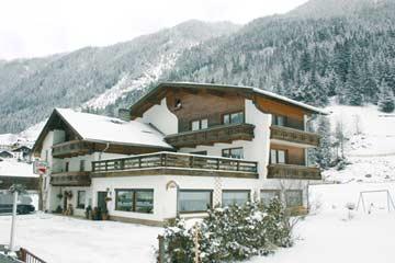 Ferienhaus St. Leonhard im Pitztal