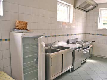 Ferienhaus im Lechtal - sehr gut ausgestattete Küche