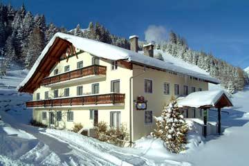 Ferienhaus Lermoos Zugspitzarena im Winter
