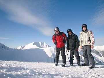 Skifahren in der Zugspitzarena (Kundenfoto)