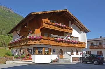Ferienhaus Pitztal - Familienurlaub in Tirol