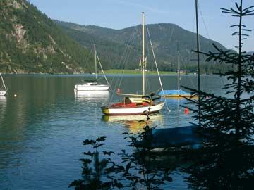 Achensee im Sommer