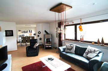 Ferienhaus Golm - Komfortable und hochwertige Einrichtung