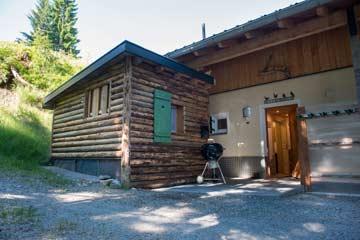 Das Chalet mit Hütten-Atmosphäre