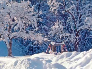 Winter in Bregenzerwald
