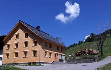 Ferienhaus Marul (mit neuer Schindelfassade)