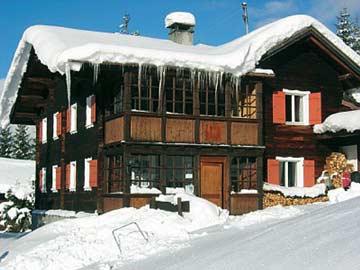 Skihütte Silvretta Montafon zwischen St. Gallenkrich und Gargellen