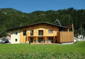 Ferienhaus für Gruppen in Vandans im Montafon