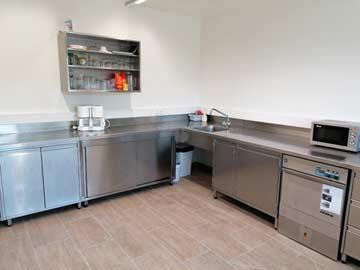 Sanierte Küche