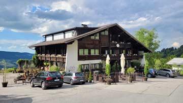 Komfortables Gruppenhaus bei Riefensberg im Bregenzerwald