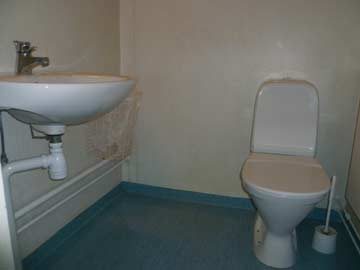 5 WC im Haus
