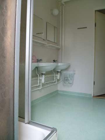 4 Duschen im Haus