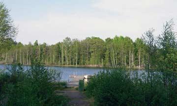 Blick zum See