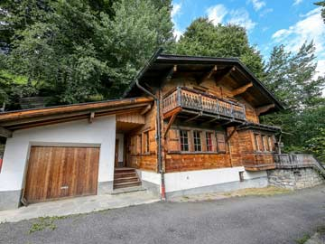 Chalet Pany bei Klosters