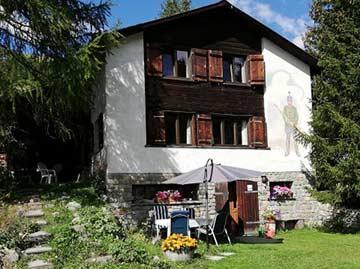 Ferienhaus Engadin