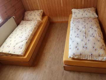 das 2-Bett-Zimmer