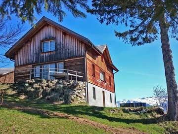 Berghütte Braunwald