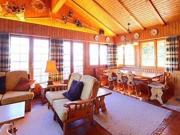 Schönes Wohnzimmer
