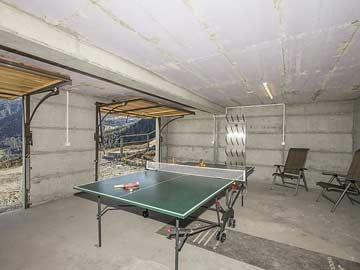Garage mit TT-Platte