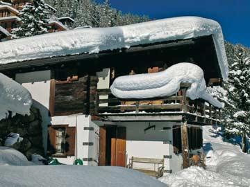 Chalet Grimentz - Skiurlaub im malerischen Val d'Anniviers