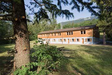 Gruppenhaus bei Anzère