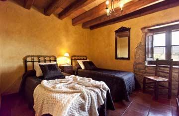 ein 2-Bett-Zimmer